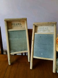 Antique scrub boards Hamilton, L9C