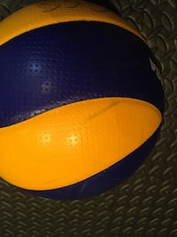 Fivb official olympic volleyball Toronto, M4E 2H1