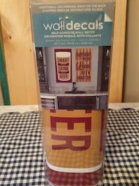 wall decals box