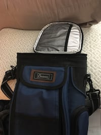 Cruisena Cooler backpack. It has a wine glass attached.  It has never been used Kitchener, N2M 2K4