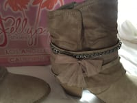 BRAND NEW ADORABLE boots 2369 mi