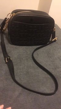 Black coach hobo bag Brampton, L6V 4L1