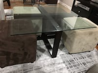 Coffee table/ottomans St Catharines, L2M 5E7