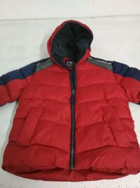 Winter coat 1808 mi