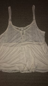 women's white tank top Edmonton, T6M 0L1