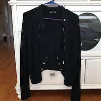Armani black sweater Ottawa
