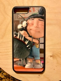 BRAND NEW! Despicable Me IPhone 8Plus Rubber Case! Indianapolis, 46204