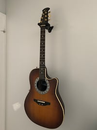 Ovation acoustic electric 6 string Raleigh, 27614