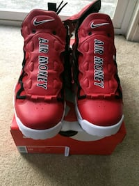 Gym Red Nike Air Money sizes 10 and 10.5 Hampton