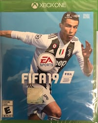 XBOX ONE FIFA 19 New and Sealed! $55! Allentown, 18109