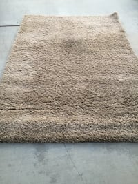 $20 each 3 available  ThomasVille  luxury shag rugs 5 x8  all the same