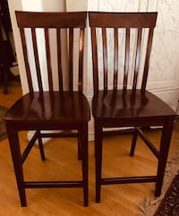 Baby got back stools, solid wood, 2 or 4 Silver Spring, 20904