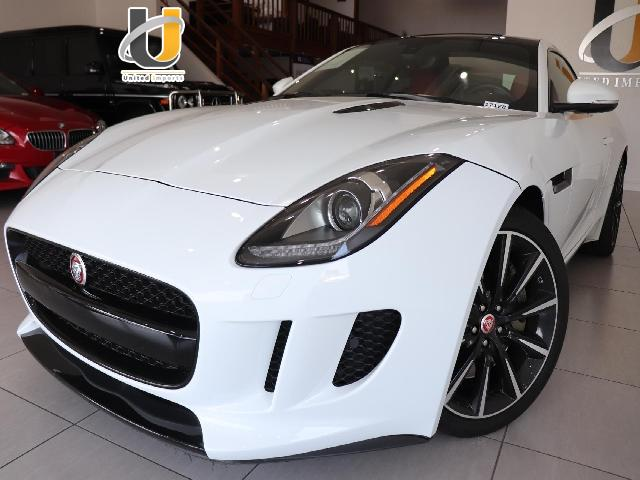 2015 Jaguar F TYPE V6