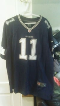 blue and white NFL 12 jersey Kitchener, N2K 1P9