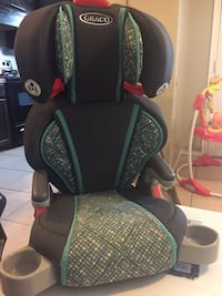 black and green Graco car seat Brownsville, 78521