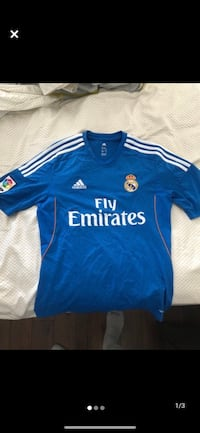 Authentic Real Madrid Jersey  Mississauga, L5M 0M4
