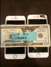 Fast Cash paid for iPhones  6555 km