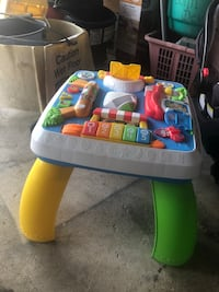 Fisher Price Learning Around Town Table  Deltona, 32725