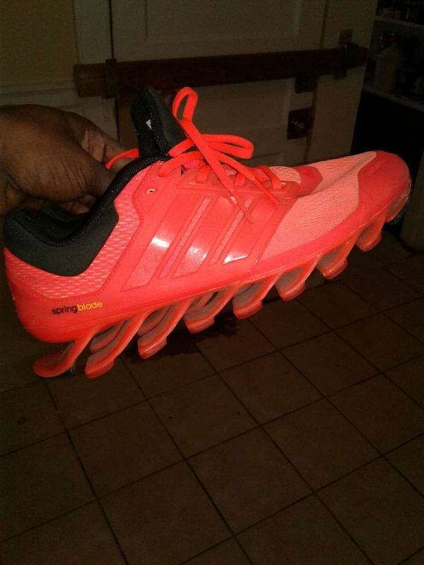 online store 8074c a93d7 Used red adidas springblade for sale in Milwaukee - letgo