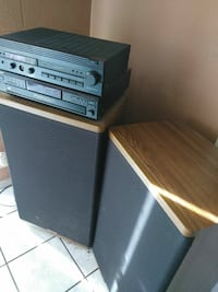 OLD SKOOL Stereo System