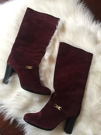 Women's Suede Boots Size 6 in EUC Vancouver, V5T