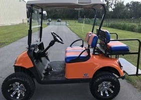 E/z/g/o *Electric golf CART.((Garage/barn kept)).!! Drive with power