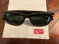 RayBan New Wayfarer classic with green classic lenses Ingersoll, N5C 3J7