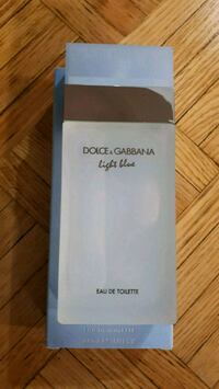 DOLCE & GABBANA LIGHT BLUE Toronto, M6L 1B5