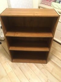 Brown Bookcase Book Case