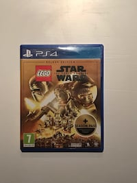 Ps4 Lego star wars deluxe edition oyun , 16140