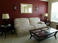 Living room set. Brand new. Moving out of state.  Manassas, 20111