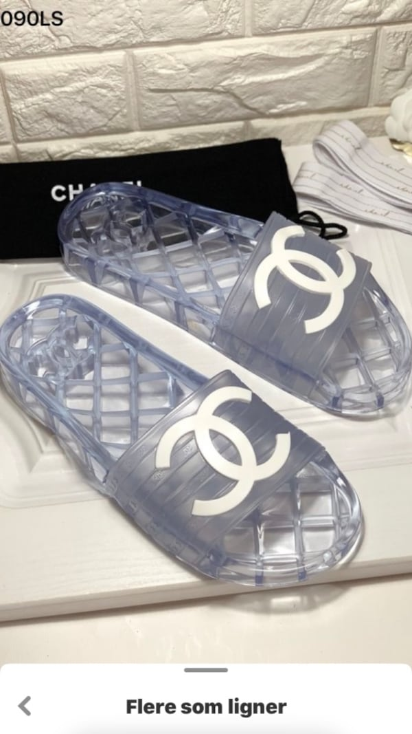 Chanel slippers  3