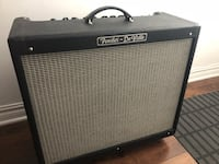 Fender hot rod deville made in USA very good shape Montreal, H4G 1J3