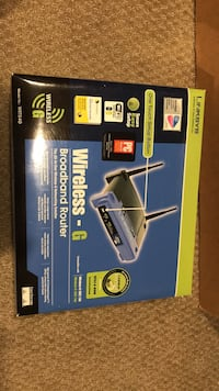 Wireless Broadband Router 30 mi