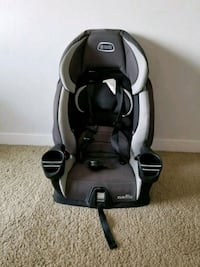baby's black and gray Graco car seat Richardson, S0G 4G0