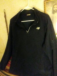 Sz.lg/Dark Blue New Balance jacket with pockets