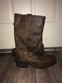 HARLEY-DAVIDSON  New Originals  Woman's Boots usa # 9  Never Used