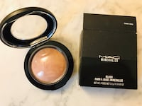 BRAND NEW NEVER USED MAC MINERALIZED BLUSH IN COSMIC FORCE Toronto, M1V 4H2