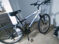 Mountain bike for sale good to go not a thing wrong with the bike Edmonton, T6C 2Z7