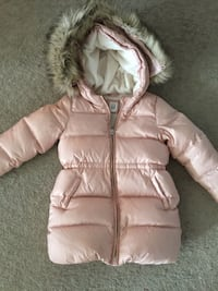 EUC Baby GAp Down filled puffer jacket, size 5T Windsor, N8S 3E7