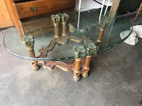 Glass coffee table  Houston, 77008