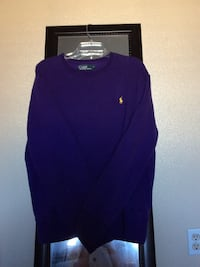 Royal Purple Ralph Lauren sweatshirt Corona, 92883