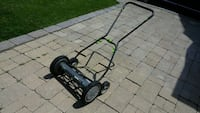 black reel mower Milton, L9T 5R3