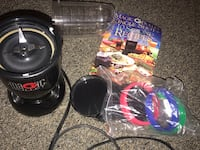 Magic blender only one cup but more lids  North Vancouver, V7K 2H4