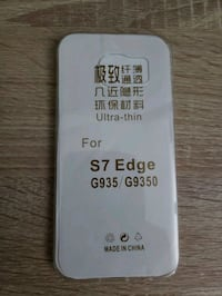 New Clear Ultra- thin cover for Samsung S7 Edge