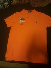orange Polo by Ralph Lauren polo shirt Medford, 97501