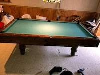 Full size pool table  Germantown