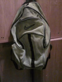 gray and black Nike backpack Baltimore, 21230