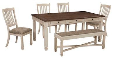 Brand new 6 piece dining room table set