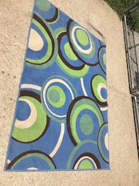 "rug 3.9""x5.6"" Junction City, 66441"